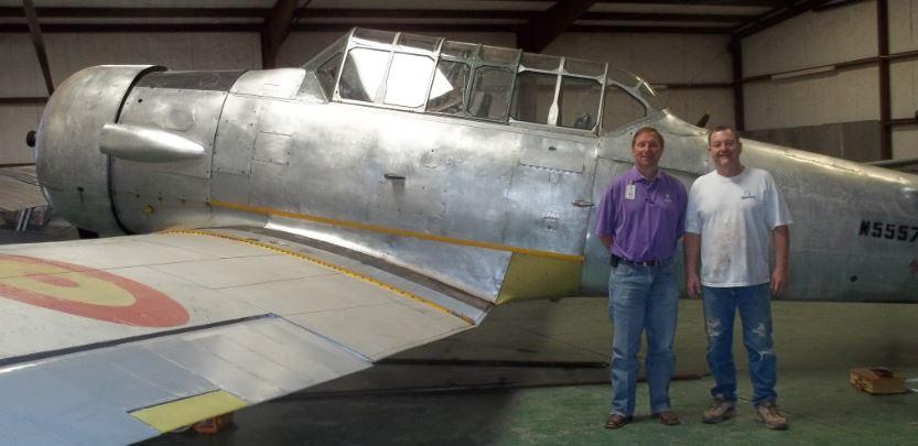 Air Museum Plane