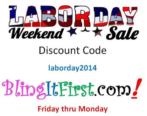 BIF Labor Day Sale Now