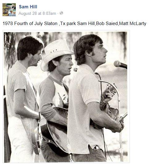 Sam Hill