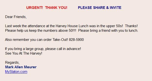 Harvey a