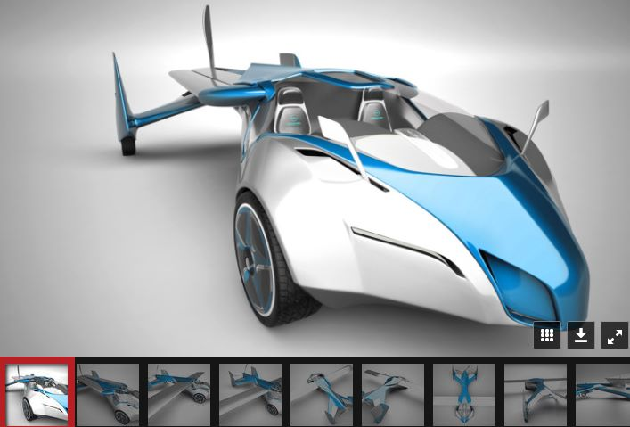 Flying Car 2017