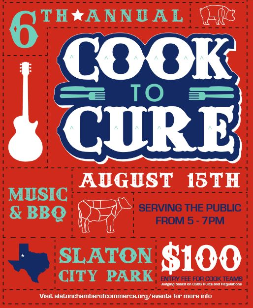 Cook Cure 2015