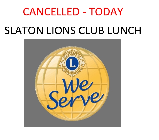 Cancelled Lions