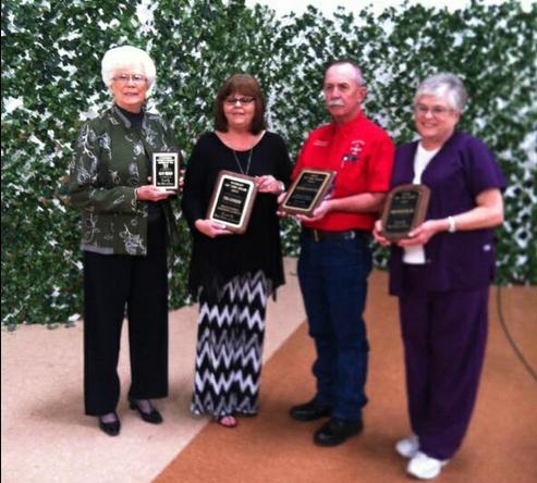 Chamber Awards Winners 2016