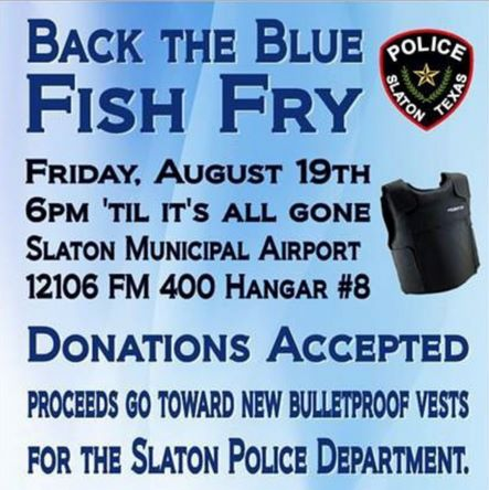 Police Fish Fry
