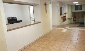 Patio Hallway