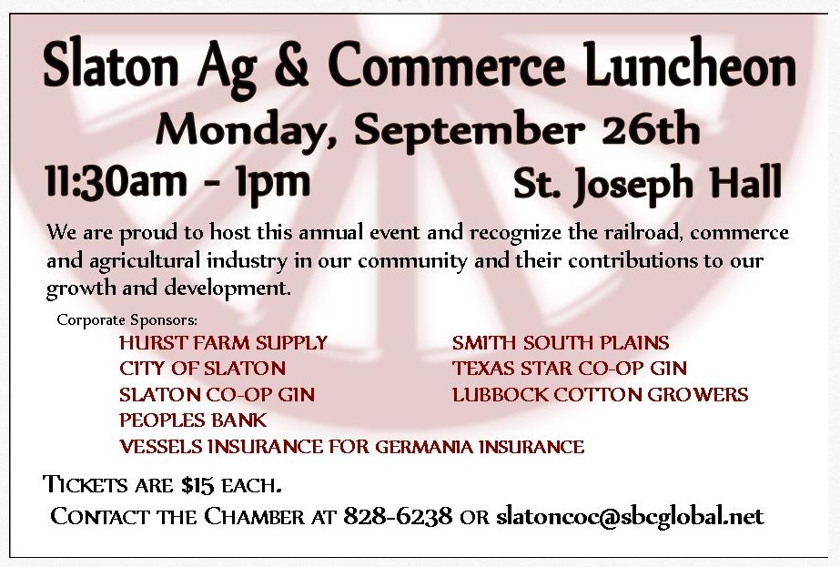 Ag Commerce Luncheon